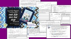 Each Little Bird That Sings Literature Guide - Vocabulary, Questions, Activities, Writing, Projects! $