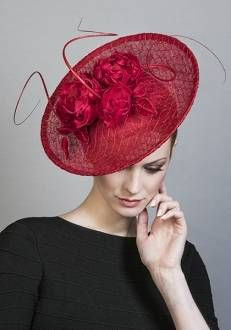 All our hats and accessories are of the highest quality and each one is handmade to order at our studio in St James's, London. If you need a hat or headpiece quickly, we do sell showroom samples at a discounted price. We update our website regularly as pieces are sold or become available.