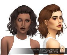 missparaply:  [TS4] Maysims 133: Solids  64 colors... - Sims 4 CC Finds