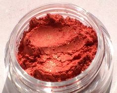 Everyone's A Hero- Bat Ass Ginger (sample size)-$1  This Etsy shop is amazing all the makeup is super cheap   plus she makes it in loose powder so you can make it in to nail polish!