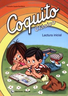 The method to teach children to read used throughout Peru, and in many other Spanish speaking countries, is known as the Coquito method. The Clásico is the only one available in the U.S.