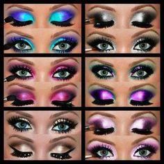 Resultado de imagen para estilo hindu maquillaje