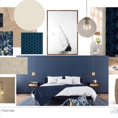 Suite Parentale + coin bureau Decoration, Rugs, Home Decor, Home Decoration, Home Ideas, Desk Nook, Projects, Decor, Farmhouse Rugs