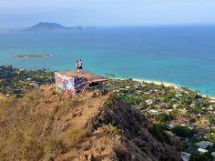 WWII Pillbox Hike on Oahu