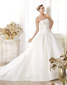 pronovias wedding dresses 2014 costura