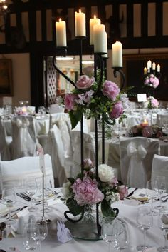 """Flower Design Events: """"Tudor Rose"""" (Even leaving out the flowers at the bottom)"""