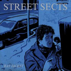 "STREET SECTS Rat Jacket (Flenser) 12""/FLAC/MP3 street date November 3, 2017"