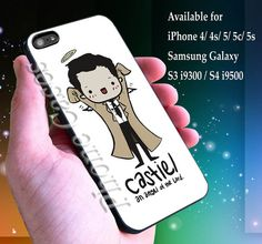 Supernatural castiel cute drawing aps for iPhone by gloryroads