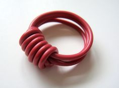 DIY: Electrical Wire Ring