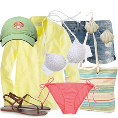 """Southern Seas"" by qtpiekelso on Polyvore"