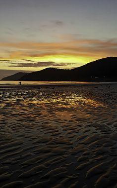 Seopori Beach Tide Out