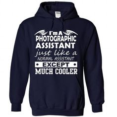 Photographic Assistant - #unique hoodie #sudaderas hoodie. LIMITED TIME PRICE => https://www.sunfrog.com/LifeStyle/Photographic-Assistant-7519-NavyBlue-Hoodie.html?68278