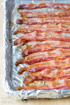 This is the only way I cook bacon. But I do not preheat the oven. It cooks much more evenly when you put the bacon in a cold oven. The thinner the cut, the faster it cooks! Just keep an eye on your bacon until it's the right crispness for your taste. I've even flipped the bacon once half way through cooking to ensure that its evenly cooked.