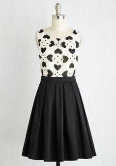 Chic Sweetheart Dress   ModCloth.com 1X 2X 3X 4X