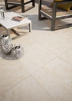 Venkovní terasová dlažba v imitaci kamene Multiquarz20   Keramika Soukup