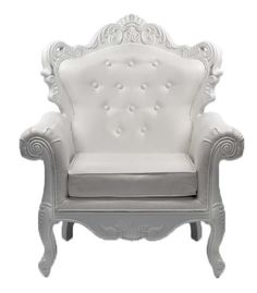 Gothic Chair for a wedding or special event