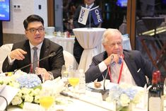 Jim Rogers Applauds CMIG�s Rural Investment During His Boao Forum Debut