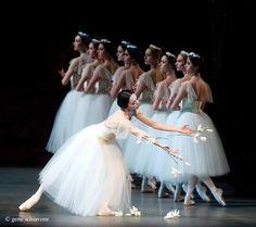 """Diana Gisheneva """"Giselle"""" by Gene Schiavone - #photo #art #ballet ♥♥♥"""