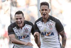 Sport Club Corinthians Paulista - Giovanni Augusto e Lucca