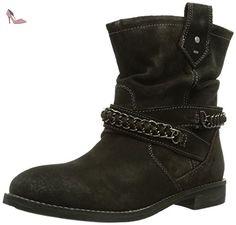 Jane Klain 263 053, Boots femme - Gris, 39 EU - Chaussures jane klain (*Partner-Link)