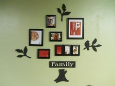 Family Tree by MySanityFrom4 on Etsy, $24.00