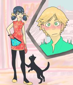 miraculous ladybug and cat noir - Google Search