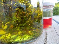 El aceite de hipérico