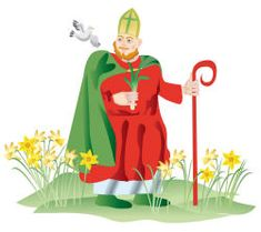 St David's Day is celebrated in Wales and by Welsh people throughout the world on March.