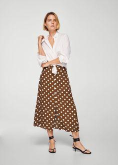Skirts for Woman   MANGO United Kingdom