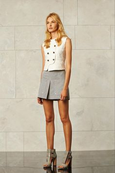 Veronica Beard Spring 2015 Ready-to-Wear - Collection - Gallery - Style.com