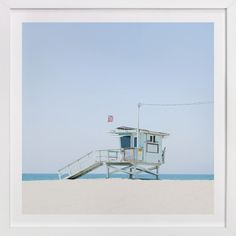 Venice Beach by Jessica Cardelucci at minted.com