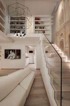 Navona #Penthouse / Carola Vannini Architecture. Photo: Stefano Pedretti