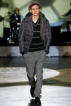 Iceberg Fall 2012 Menswear - Collection - Gallery - Style.com