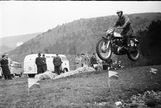 Motocross Sittendorf 1959 Sport, Motocross, Motor, Past, Pictures, Sports, Dirt Biking, Dirt Bikes