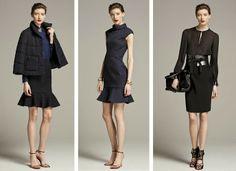 CH Carolina Herrera Clothing | CH Carolina Herrera otoño invierno 2013 2014 una bonita colección