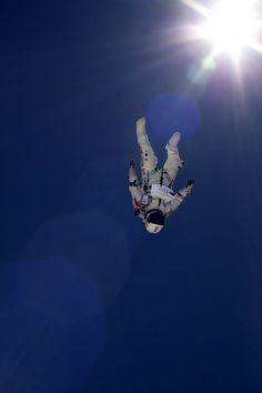 Felix Baumgartner (world record skydive)