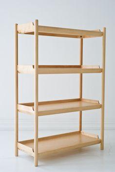 Brim Shelf_02 - CAMOME built by Daniel 横浜元町本店:ダニエル