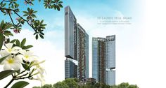 Two towers, 462 stylish one-, two- and three-bedroom apartments oozing urban sophistication, get high on life at OUE Twin Peaks. OUE Twin Peak floor plan.