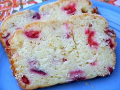 Moments That Make a Life: Cranberry Orange Bread