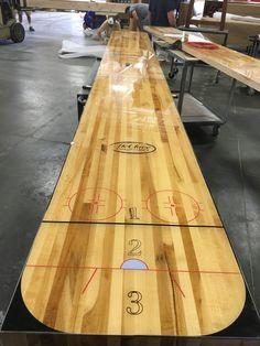Shuffleboards   McclureTables.com   Shuffleboard Tables For Sale