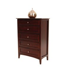 Kensington 38 Chest At El Dorado Furniture Silver Rustic Dovetail