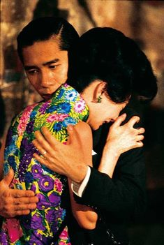 """In the Mood for Love"" directed by Kar Wai Wong. Kar Wai Wong, the director of the film, found the English title for ""In the Mood for Love"" while listening to a song from a Brian Ferry CD with. Love Film, Love Movie, Movie Tv, Maggie Cheung, Taiwan Drama, Old Shanghai, Film Inspiration, Film Aesthetic, Mood"