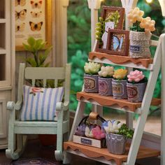 Lovely garden latters