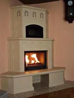 Affordable Prefab Homes, Terracotta, Room Ideas, Home Decor, Decoration Home, Room Decor, Home Interior Design, Terra Cotta, Home Decoration