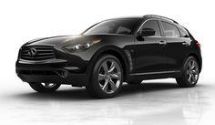 The 2015 Infiniti QX70 vs. the 2015 Lexus RX 350?