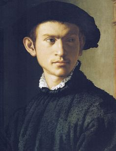 Bronzino - Portrait of a young man with a Lute (1532-34)   | by petrus.agricola