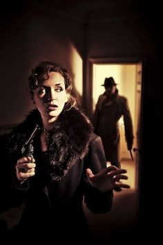 Film noir. The dark and mysterious films of the 1940s and '50s ...