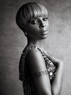Mary J. Blige on Her New Documentary, Sam Smith, and Anne Hathaway's Rapping Skills