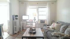 Small Living Room // House // Apartment // Home Decor // Interior Design