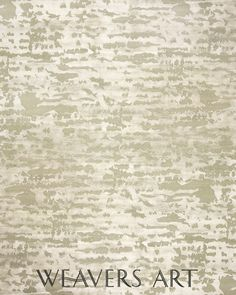 Aurora in Silver / Neutral Area Rug | Silk and Wool Rugs | Contemporary Rugs - Weavers Art